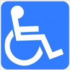 2 rooms suitable for disabled people